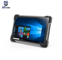 original Kcosit KR10 Rugged Windows Tablet PC IP67 Waterproof Shockproof Intel Z8350 10.1 4GB RAM 64GB ROM Industrial Computer