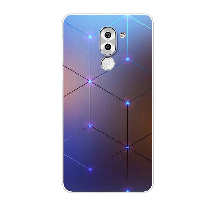 For Huawei Honor 6X Case Honor 6 X Silicone փափուկ հետևի - Բջջային հեռախոսի պարագաներ և պահեստամասեր - Լուսանկար 6