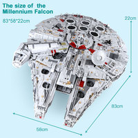 dhl-05132-star-plan-series-toys-wars-destroyer-millennium-falcon-compatible-legoing-75192-bricks-model-building-blocks