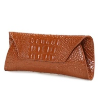 Women Long Wallets Crocodile Grain Cowhide Genuine Leather Embossed Design Draw Out Type Female Clutch Wallet