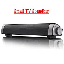 ihens5 Sound Bar Wireless Subwoofer 3.0 Bluetooth Speaker 10W Small TV Soundbar Bluetooth Stereo Super Bass TF Card HIFI speaker