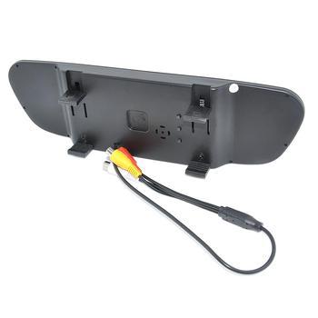 Moniteur de rétroviseur de voiture HD CCD 5