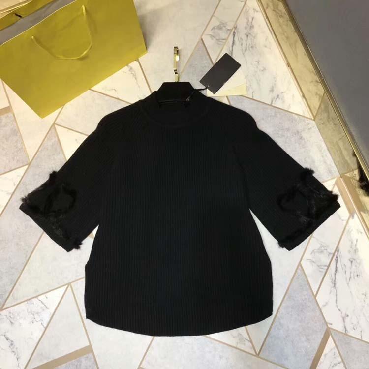 2018 المرأة الصوف سترة at180718-في البلوفرات من ملابس نسائية على  مجموعة 1
