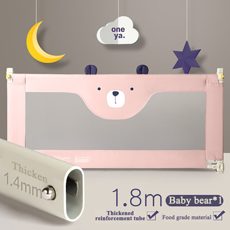 BeBabybear  Bed Fence Safety Gate Products child Barrier for beds Crib Rail Security Fencing for Children Guardrail SafeBeBabybear  Bed Fence Safety Gate Products child Barrier for beds Crib Rail Security Fencing for Children Guardrail Safe