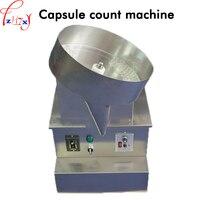 1PC 110/220V SPN-400 Kleine semi-automatische single-disk capsule telling machine tablet capsule teller laboratorium apparatuur