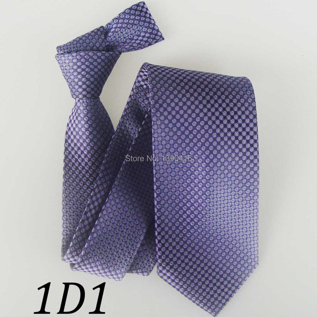 Tienda Online 2018 última moda corbatas hombre marca lazo púrpura ...
