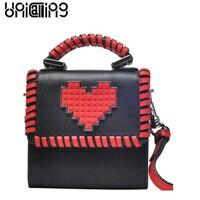 UniCalling Fashion Brand Retro women coin purse Split Leather small wallet women Solid Color Cartoon mini women coin purse
