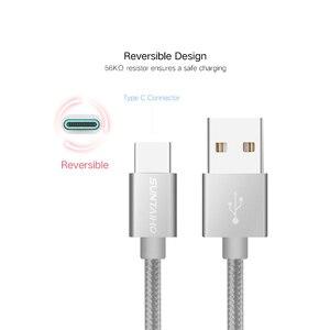Image 4 - Suntaiho USB Tipo C Cavo 3A Veloce di Ricarica di Tipo C Cavo USB Per Samsung S10 S9 S8 Nota 9 8 Huawei Xiao mi mi mi 9 USB C dati CAVO