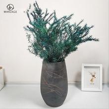 MiHuaGe Melaleuca Flower Natural Fresh Everlasting Living Room Cafe Club Arranging Art Holiday Decor Preserved