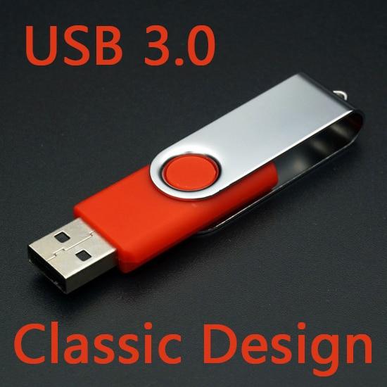 Klasisks Swivel Real 8GB 32GB Pildspalva Drive 512GB 16GB USB Flash Drive 256GB 128GB 64GB Biznesa Dāvanu H2testw Pendriver 3.0