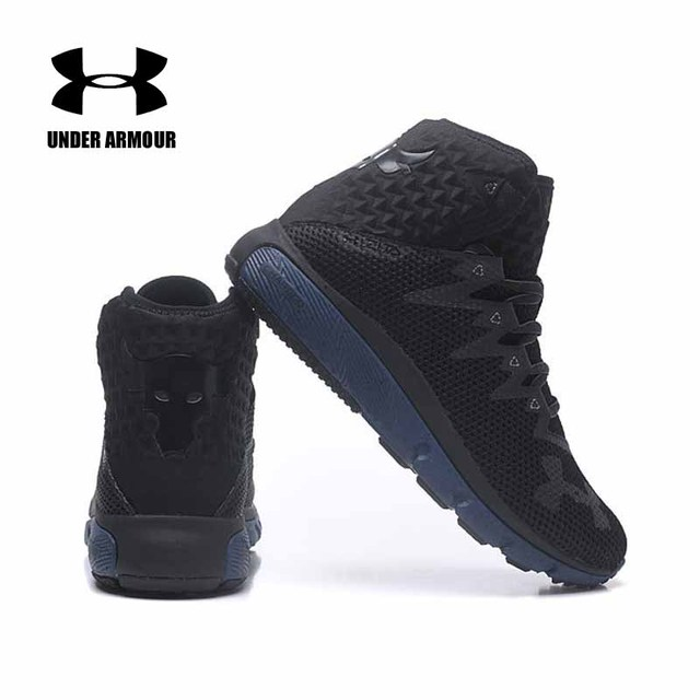 Under Armour Men Project Rock Delta Training Shoes Charged Cushioning Midsole Men's Outdoor Sport Sneakers Zapatillas Hombre