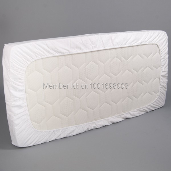 Aliexpress 160x200cm Luxury Terry Cotton Mattress Cover 100 Waterproof Hypoallergenic Breathable Vinyl Free From Reliable