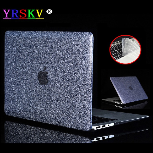 YRSKV-Shine Glitter Hard Laptop Case,For Apple Macbook Air Pro Retina 11.6