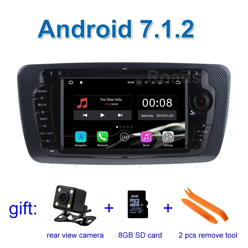 2GB RAM 1024 600 Android 7 1 2 font b Car b font DVD Player GPS