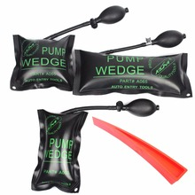 3 size high quality pump wedge PDR KING Inflatable panel Bag unlocking tool paint less dent repair kit pump wedge