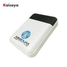 Novo portátil dxiyn uv + wifi digital hotsopt mmdvm suporte dmr + p25 ysf qso com banco de potência da bateria B3 001