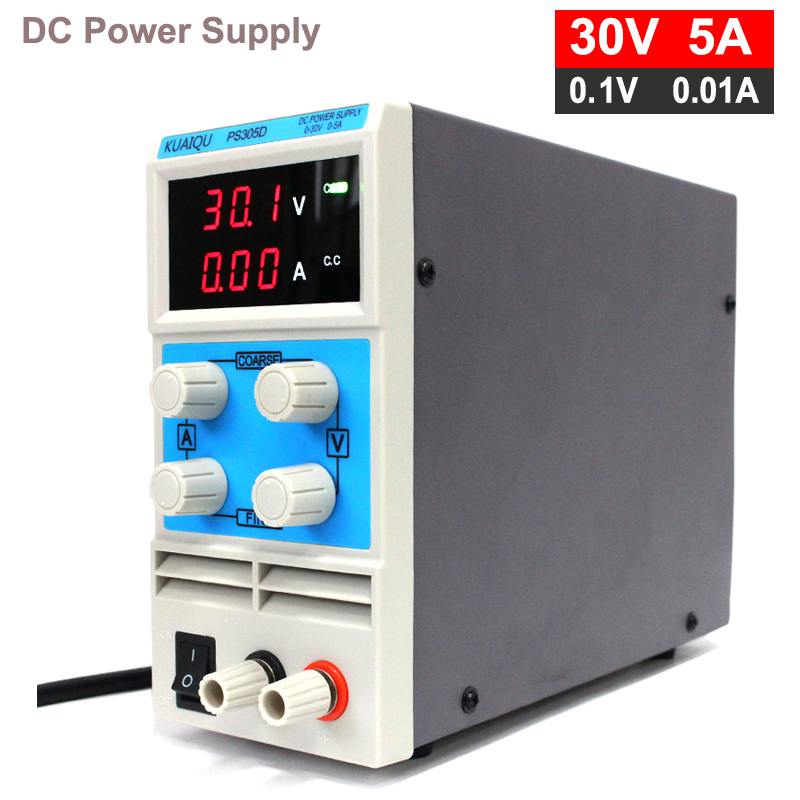 DC power supply PS305D 30V 5A Single phase adjustable Digital voltage regulator 0.1V 0.01A Mini laboratory DC power supply cps 6011 60v 11a digital adjustable dc power supply laboratory power supply cps6011