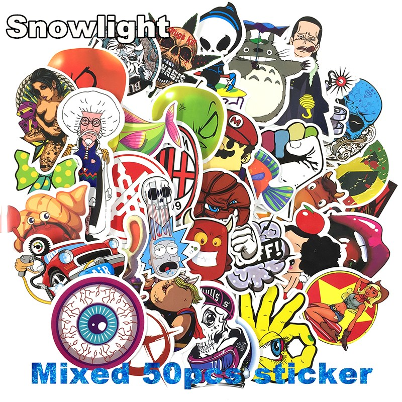 50 pcs/lot Classic Fashion Style Graffiti Stickers For Moto car & suitcase cool laptop stickers Skateboard sticker50 pcs/lot Classic Fashion Style Graffiti Stickers For Moto car & suitcase cool laptop stickers Skateboard sticker
