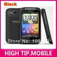 разблокирована оригинальный бренд HTC и клавиатура G13 лесного пожара s a510e 3 г сети Wi-Fi и 5-Мп 3.2 дюйм сенсорный андроид мобильный телефон бесплатная доставка