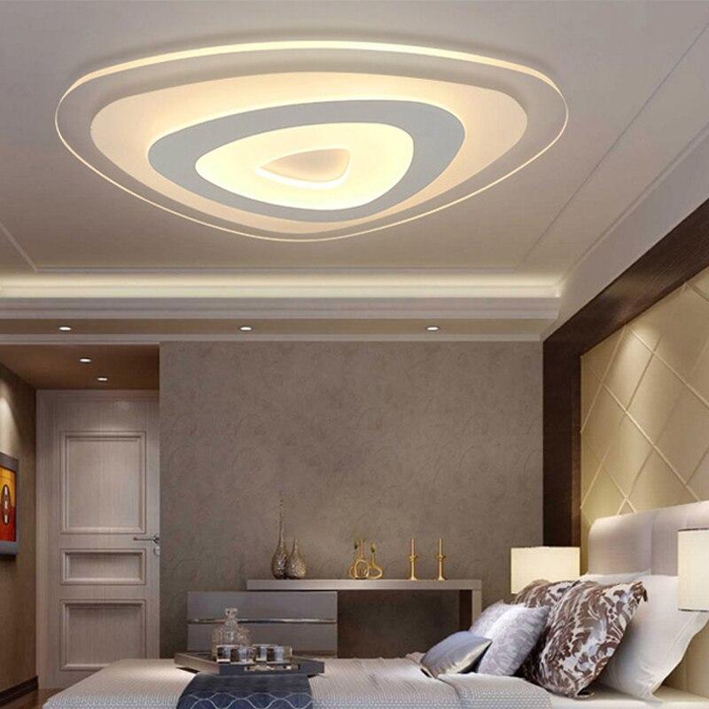 Ultra Thin Acryl Moderne Led Deckenleuchten Fur Wohnzimmer Plafon