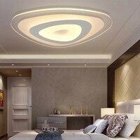 Ultra thin Acryl Moderne led deckenleuchten fur wohnzimmer Plafon hause Beleuchtung deckenleuchte hause leuchten