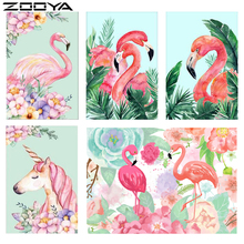 ZOOYA Diamond Painting 5D DIY Cross-Stitch Kits Bird Embroidery Mosaic Home Decor Gift R1309