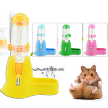 1 Pc Small Animal Accessories Plastic 3 Styles 3 in 1 Food Container Pet Drinkin