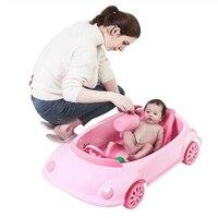 Factory Sale Kids Car Bathtub Cheap Price Adjustable Baby Car Care Kids Tub
