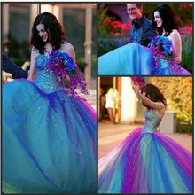 XGGandXRR XH-47 Ball Gown Quinceanera Dresses
