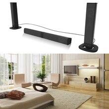 Домашний кинотеатр 20 Вт Bluetooth Саундбар ТВ AUX оптические Bluetooth Динамики Soundbar Колонка Саундбар сабвуфер динамик для ТВ компьютера