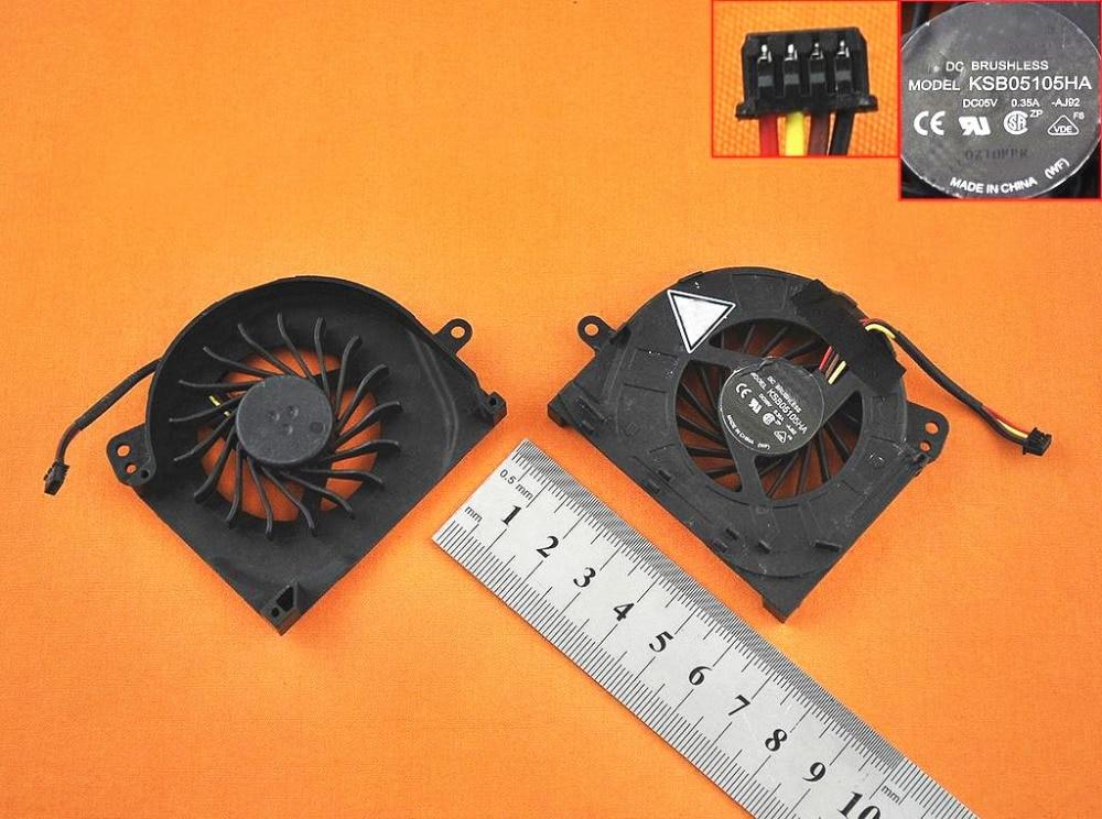 New Laptop Cooling Fan para LENOVO ThinkPad E420S S420 versão 2 PN KSB05105HA Cooler Radiator