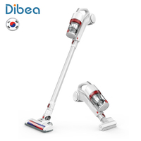 Dibea DW200 2in1 Handheld Cordless Vacuum Cleaner Strong Suction Dust Collector Wireless Stick Vacuum Cleaner Wall Hanging Rack