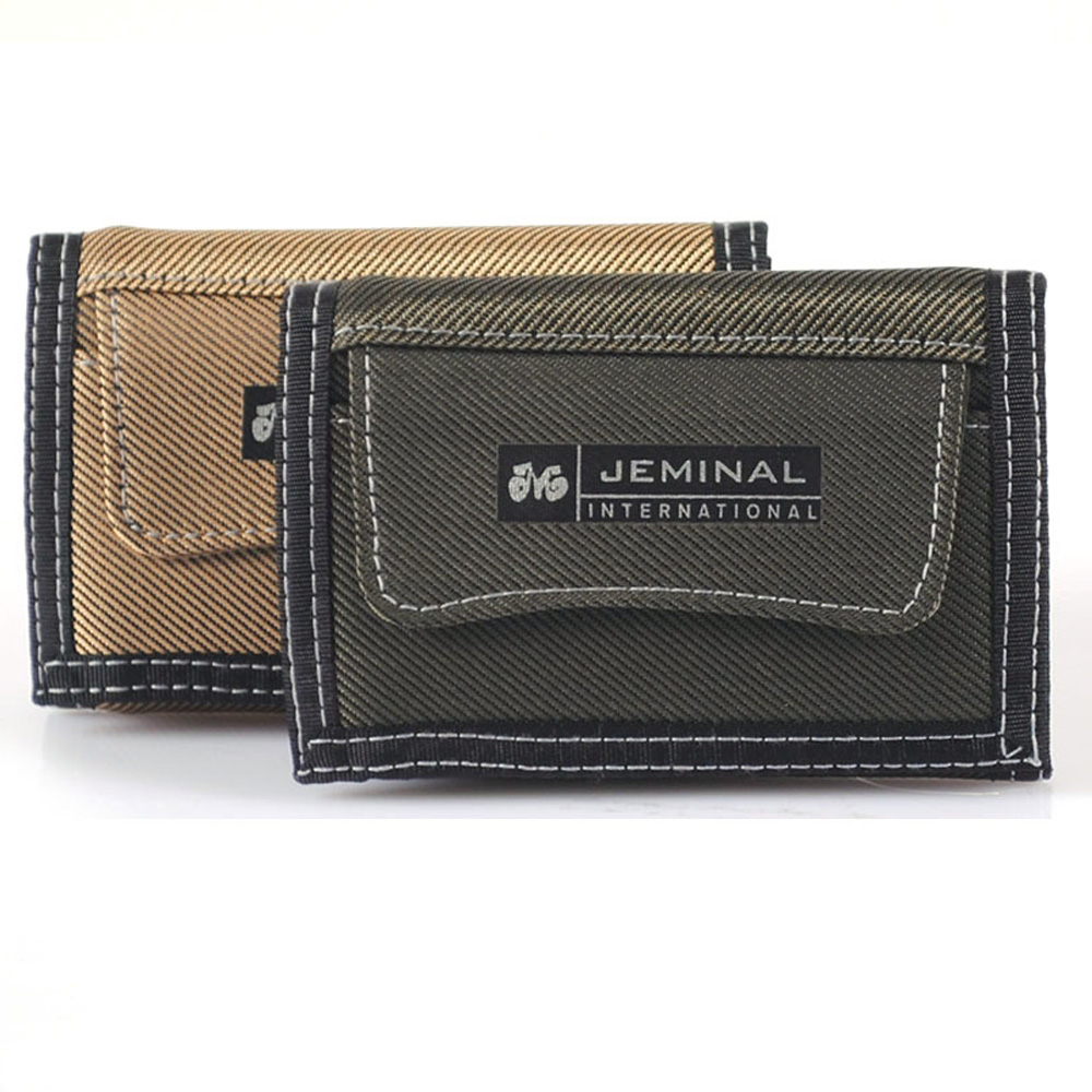 Men Canvas Wallets Coin Purse Boys Wallet Trifold Short Men Credit Card Holder Casual Carteira Masculina-- BID036 PR15