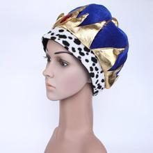 26b35566526 VOT7 vestitiy Child Toddler Pharaoh Prince Hat For Halloween Costume  Accessory