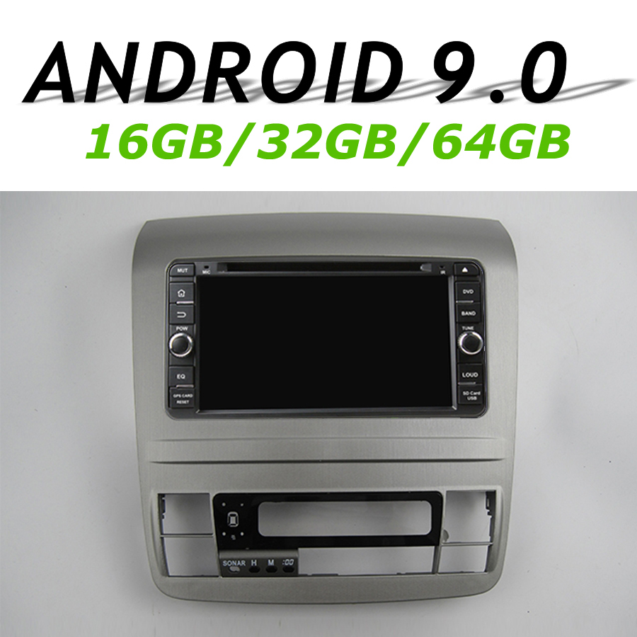 Navirider GPS Navigation Headunit For TOYOTA ALPHARD 2003 2004 2005 2007 Car android 9.0 8core 64gb rom radio bluetooth player