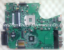 For Toshiba satellite L750 L755 laptop Motherboard Integrated A000080670 DA0BLBMB6F0