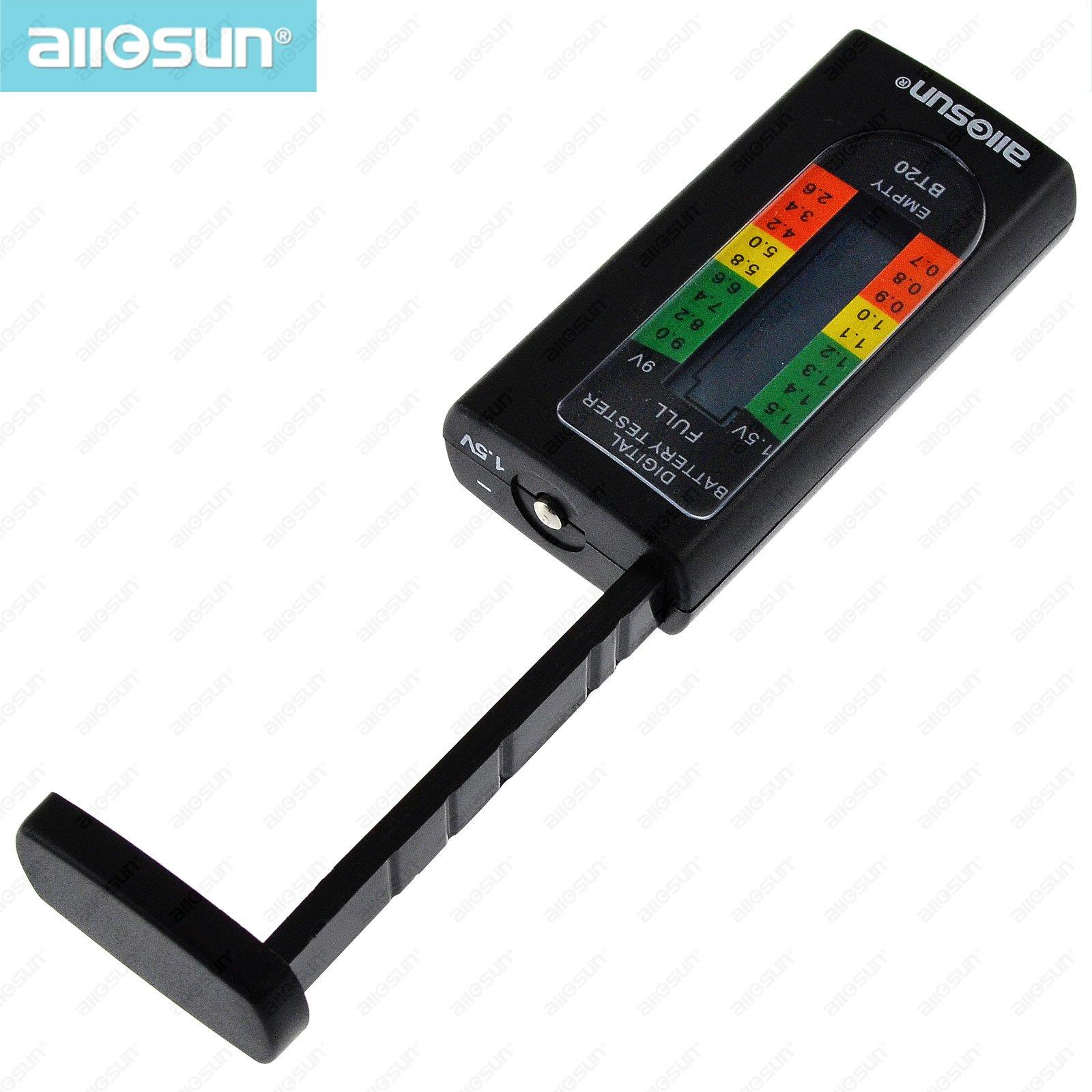 Tester di batteria digitale domestica ALL SUN BT20 vendita calda 1.5V - Strumenti di misura - Fotografia 4