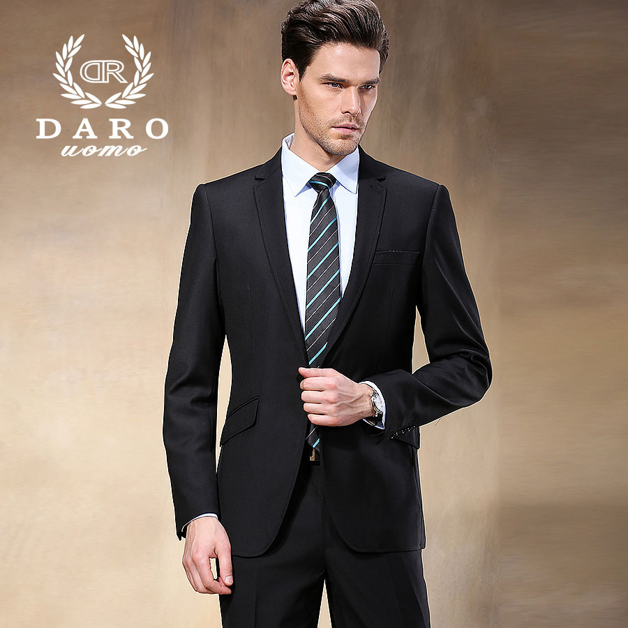 Aliexpress.com : Buy 2015 Western style Black Color Men Business ...
