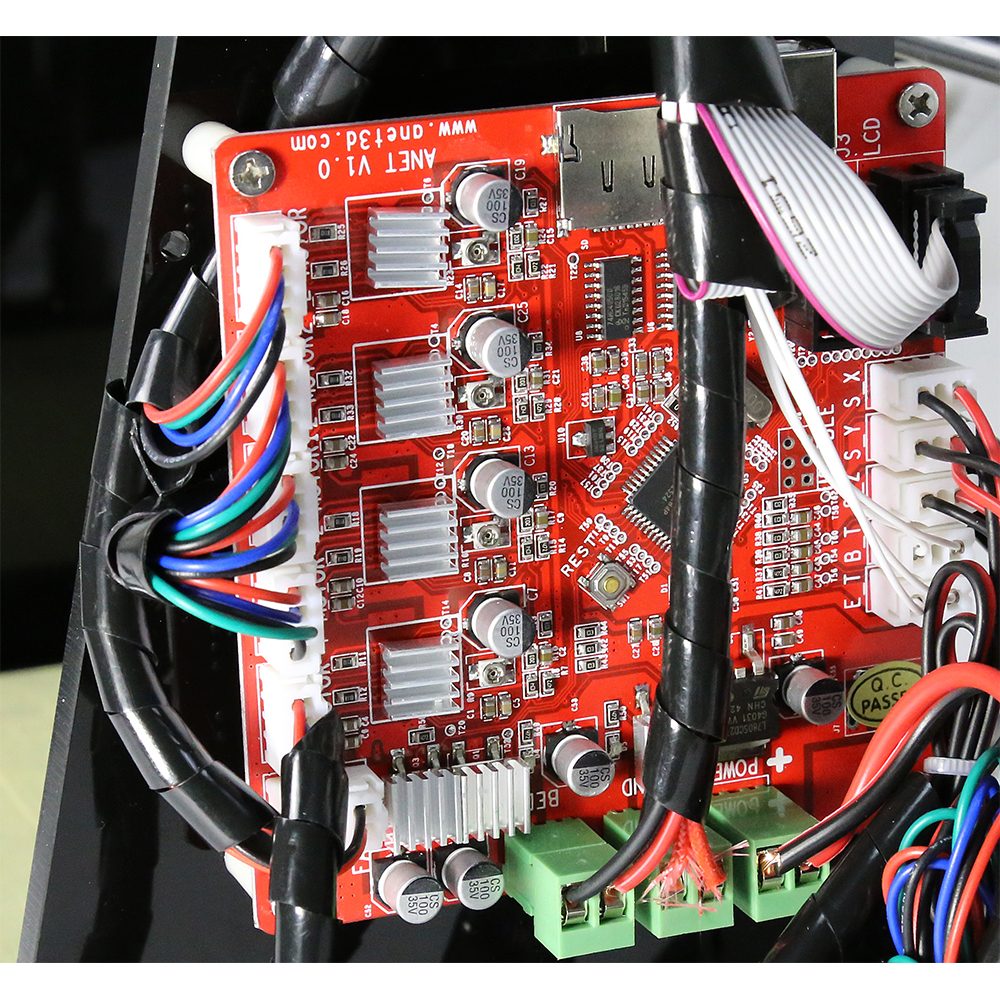 Impresora 3D Anet A8 A6 de alta precisión Impresora 3D pantalla LCD de aluminio de alta calidad Impresora extrusora DIY Kit Impresora 3D - 6