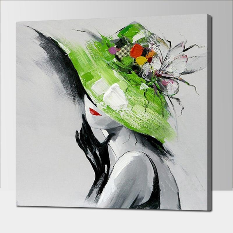 100% χειροποίητες ζωγραφιές ζωγραφικής - Διακόσμηση σπιτιού - Φωτογραφία 5