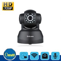 Sricam SP012 1 0MP Onvif WiFi Wireless Home Baby Monitor Alarm Night Vision Two Way Talk