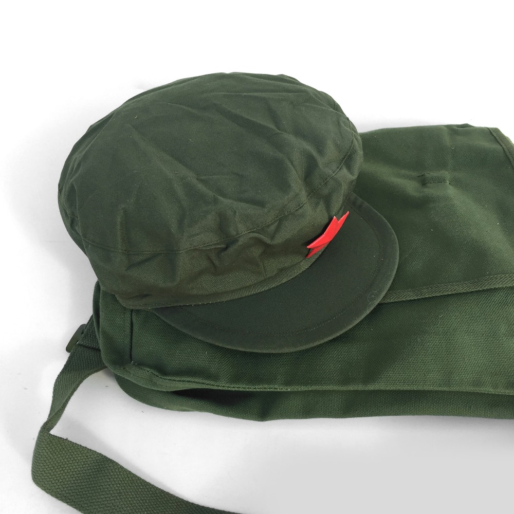 1c8a7c4e5648cd Surplus Original Vietnam War Chinese Military Cap Type 65 Liberation Army  Hat With Red Star CN/401233-in Fishing Caps from Sports & Entertainment on  ...