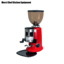 Coffee Grinder Commercial Heavy Duty 350W High Power Machine Electric Beans Nuts Grinders