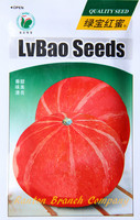 Supply 10G/ bag Red honey pumpkin small Redskins pumpkin seeds wholesale vegetable seeds extreme good taste