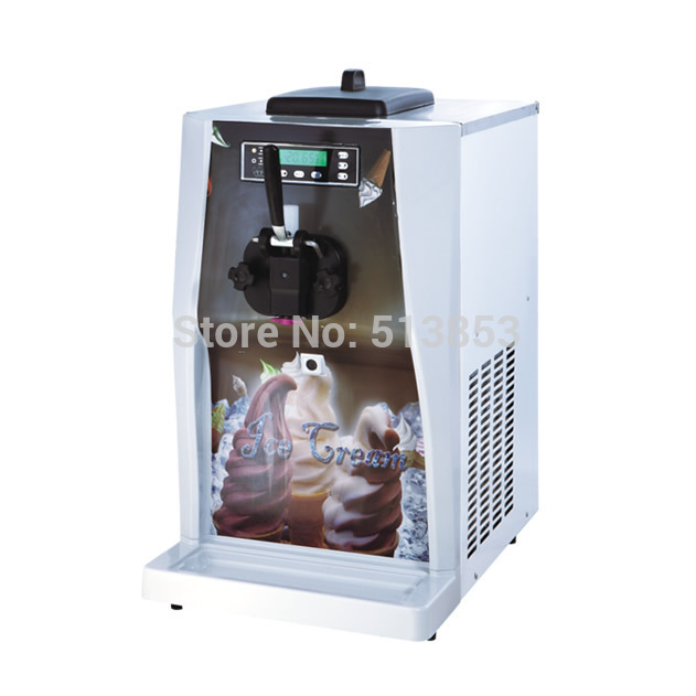 Single flavor 32L ice cream machine Soft Serve Ice Cream