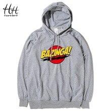 "Classic ""Bazinga!"" Hoodie (3 colors available)"