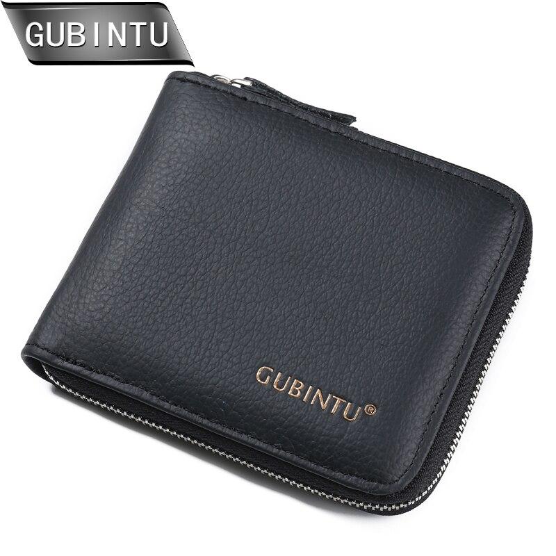 GUBINTU New arrival Men Wallets