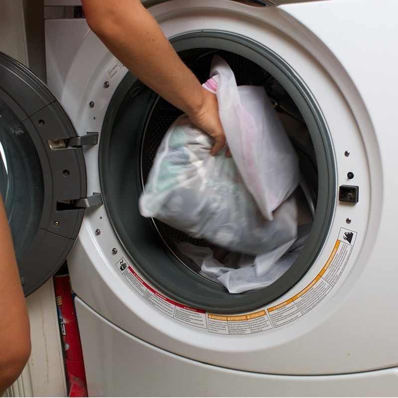 Hoomall Lavanderia Saco de Roupa Saco de Lavagem Sutiã Cueca Malha Net Bolsa de Lavagem Saco De Armazenamento Cesto de roupa suja Para Máquina De Lavar Roupa máquina de Lavar