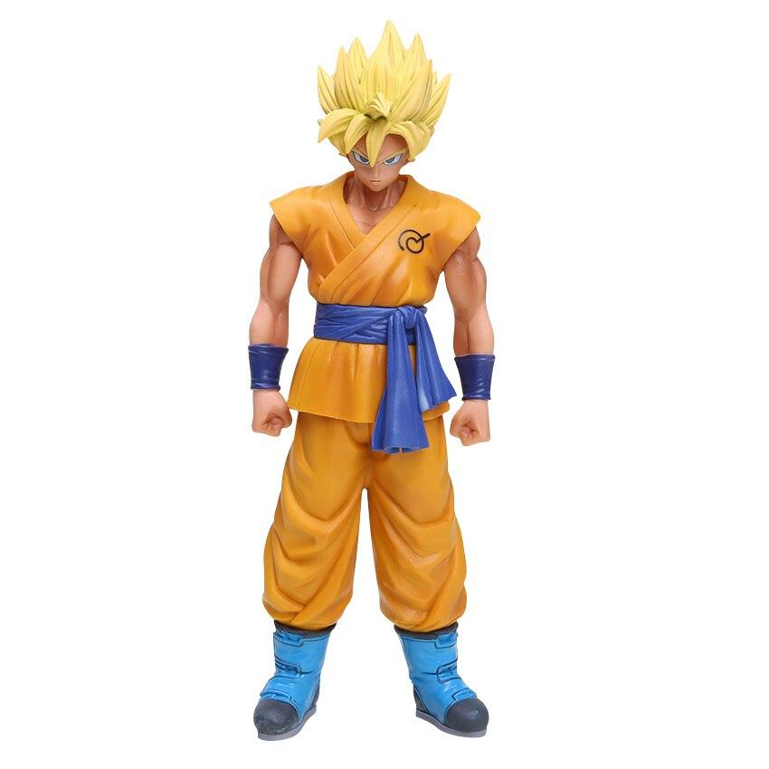 Image 3 - 10 26cm Dragon Ball Z DXF Figures Trunks Vegeta Super Saiyan God Son Gokou Freeza Kuririn Collectible Model Toy Dragonball Dolls-in Action & Toy Figures from Toys & Hobbies