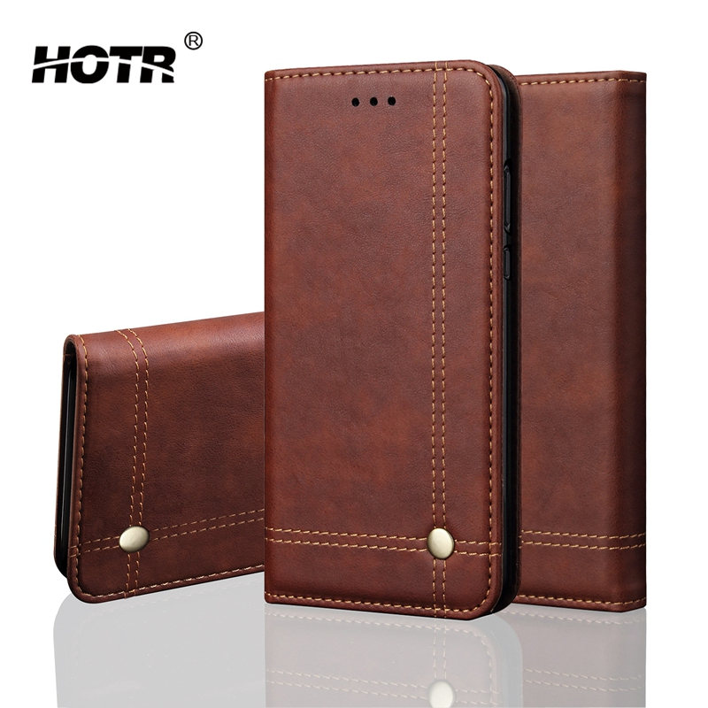 Case for iphone XS Max XR X XS Flip PU Leather Wallet Cover for iphone 8 8 Plus 7 7 Plus 6 6 Plus Phone Case for iphone 5S Shell